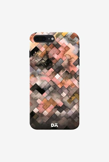 DailyObjects Beige Moody Geometry Case Cover For iPhone 7 Plus