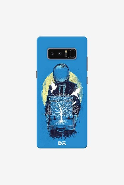 DailyObjects A New Life Case Cover For Samsung Galaxy Note 8