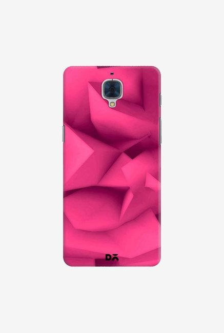 DailyObjects Pink Surface Case For OnePlus 3T