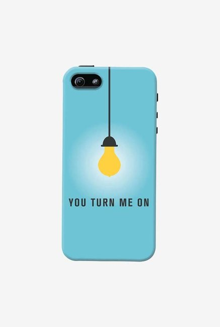 DailyObjects You Turn Me On Case For iPhone 5/5S