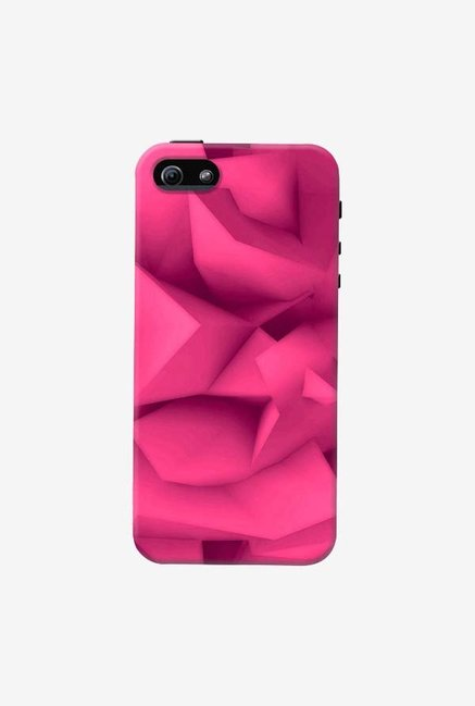 DailyObjects Pink Surface Case For iPhone 5/5S