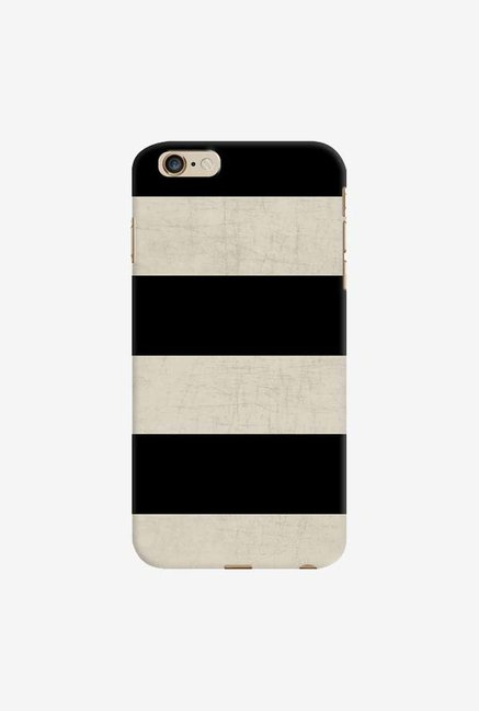DailyObjects Vintage Black Stripes Case For iPhone 6 Plus