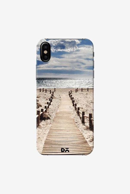 DailyObjects Beach Case Cover For iPhone X