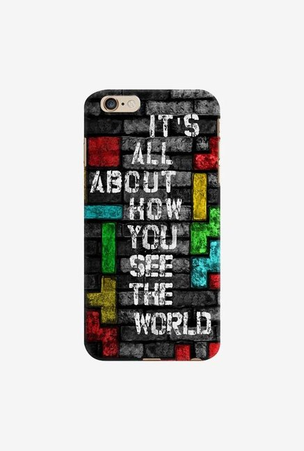 DailyObjects How You See The World Case For iPhone 6 Plus