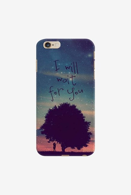 DailyObjects I Will Wait For You Case For iPhone 6 Plus