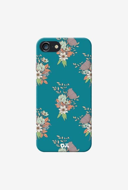 DailyObjects Botanical Pattern 4 Case Cover For iPhone 8