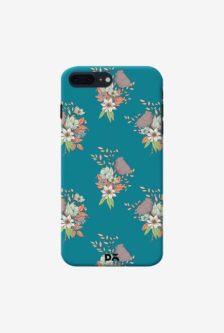 DailyObjects Botanical Pattern 4 Case Cover For iPhone 8 Plus