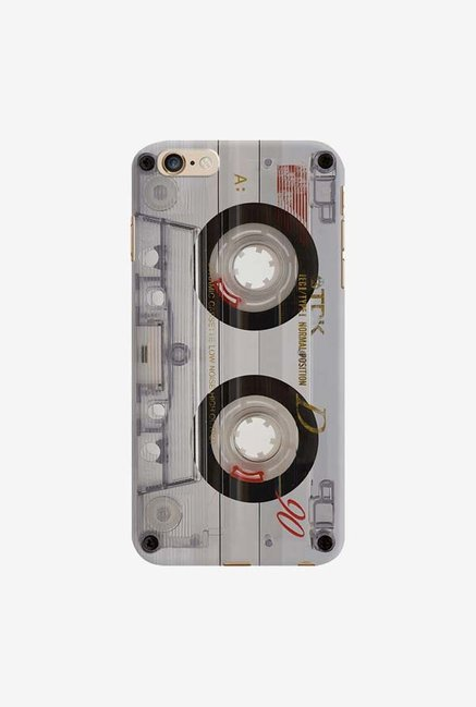 DailyObjects Transparent Cassette Case For iPhone 6 Plus