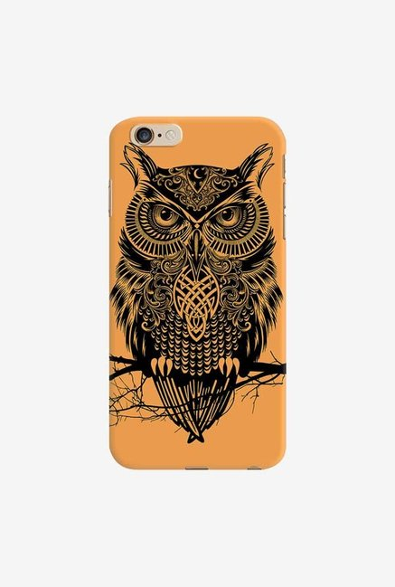 DailyObjects Warrior Owl Case For iPhone 6 Plus