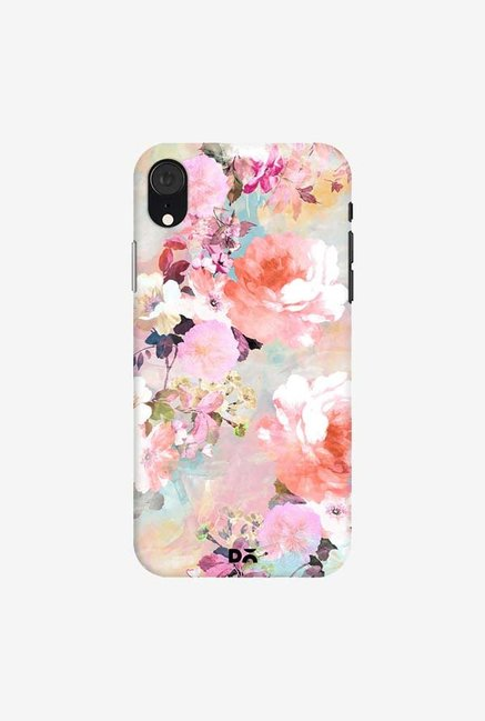 DailyObjects Love Of A Flower Case Cover For iPhone XR