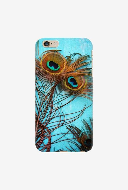 DailyObjects 3 Peacock Feathers Case For iPhone 6 Plus
