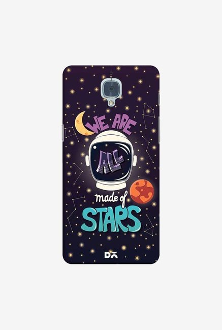 DailyObjects Made Of Stars Space Case Cover For OnePlus 3T