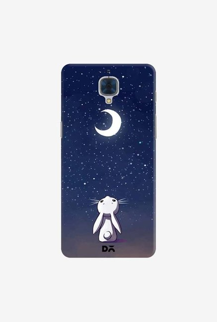 DailyObjects Moon Bunny Case For OnePlus 3T