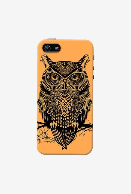 DailyObjects Warrior Owl Case For iPhone 5/5S