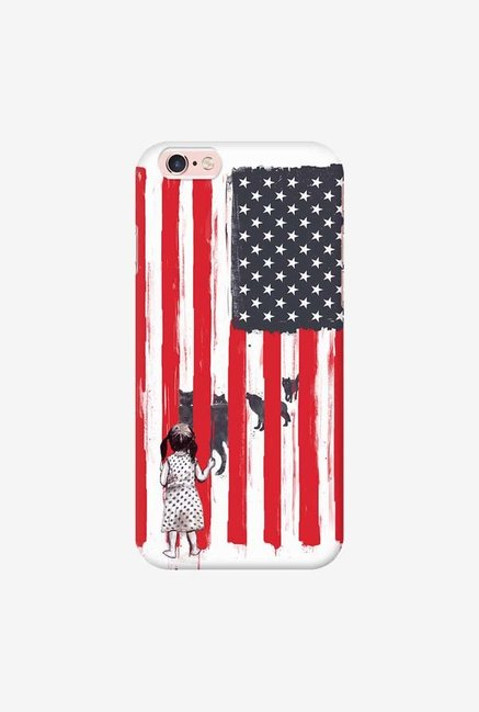 DailyObjects Little Girl And Wolves Case For iPhone 6S