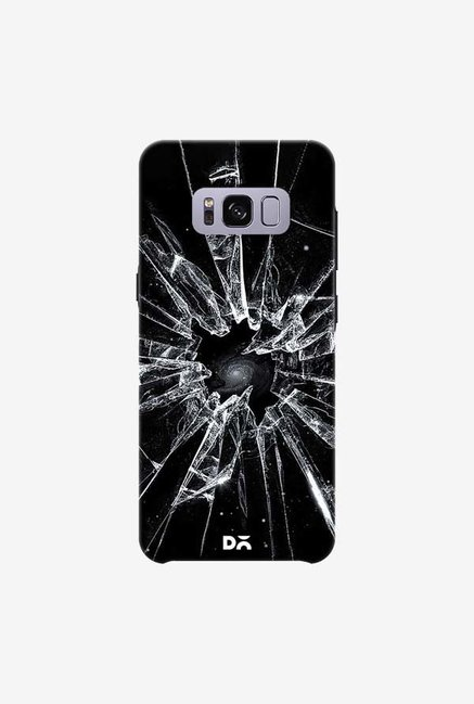 DailyObjects Broken Glass Case Cover For Samsung Galaxy S8