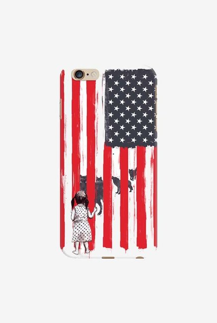 DailyObjects Little Girl And Wolves Case For iPhone 6 Plus