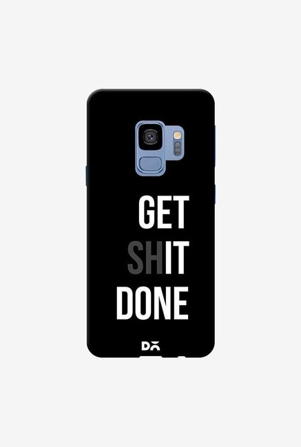 DailyObjects Get Shit Done Case Cover For Samsung Galaxy S9