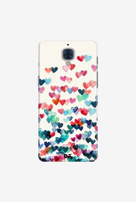 DailyObjects Heart Connections Case For OnePlus 3T