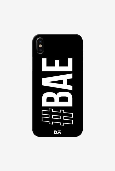 DailyObjects Bae Case Cover For iPhone X