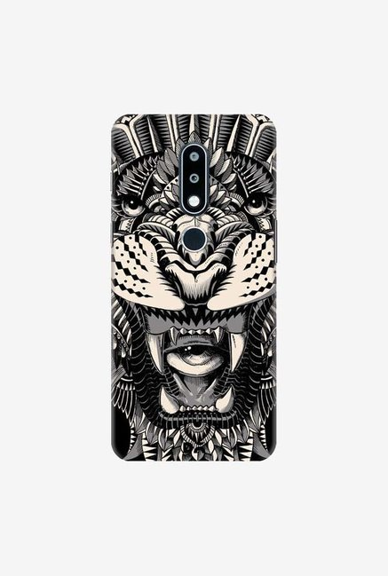 DailyObjects Eye of The Tiger Case Cover For Nokia 6.1 Plus