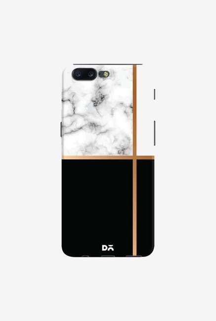 DailyObjects Marble III 63 Case Cover For OnePlus 5