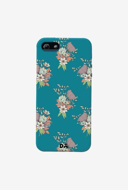 DailyObjects Botanical Pattern 4 Case Cover For iPhone 5/5S
