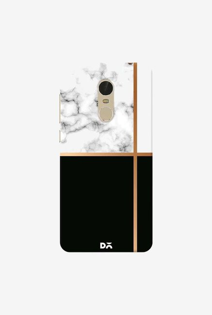 DailyObjects Marble III 63 Case Cover For Xiaomi Redmi Note 5