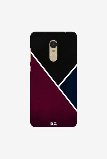 DailyObjects Red And Royal Case Cover For Xiaomi Redmi Note 5