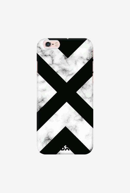 DailyObjects Marble III 66 Case Cover For iPhone 6S