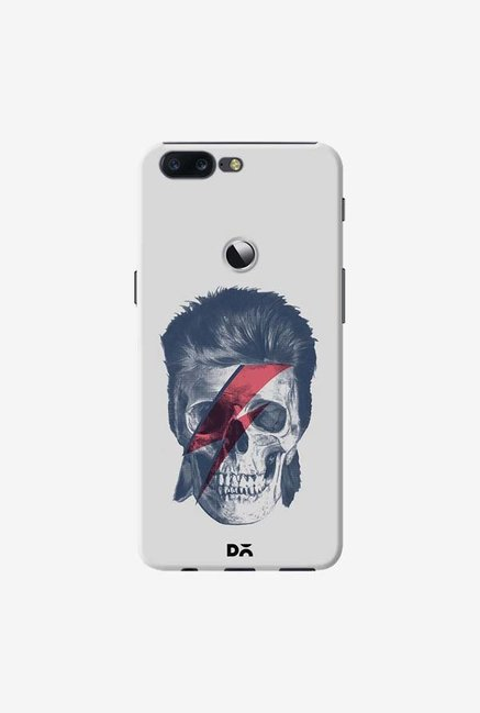 DailyObjects Bowie Large Case Cover For OnePlus 5T