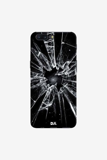 DailyObjects Broken Glass Case Cover For OnePlus 5