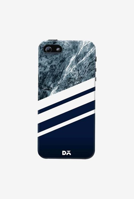 DailyObjects Marble Navy Case For iPhone 5/5S