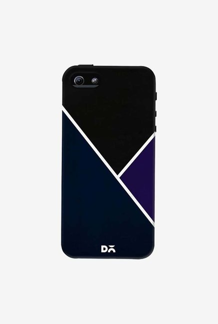 DailyObjects Royal And Deep Navy Case Cover For iPhone 5/5S