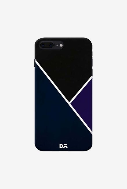 DailyObjects Royal And Deep Navy Case Cover For iPhone 8 Plus