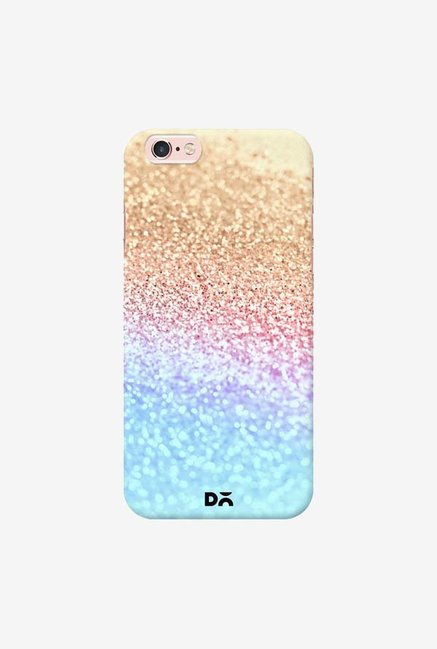 DailyObjects Moonshine  Gold Glitter Case Cover For iPhone 6S
