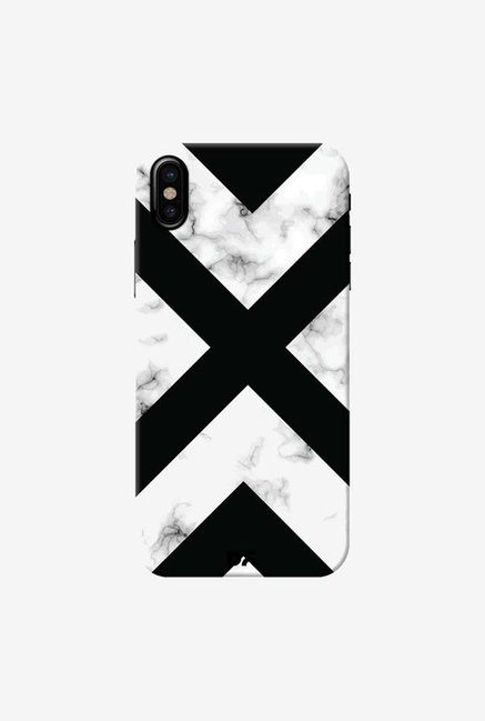 DailyObjects Marble III 66 Case Cover For iPhone X