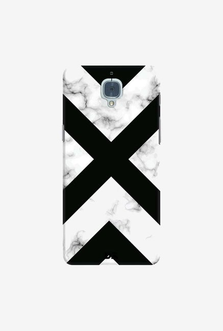 DailyObjects Marble III 66 Case Cover For OnePlus 3T