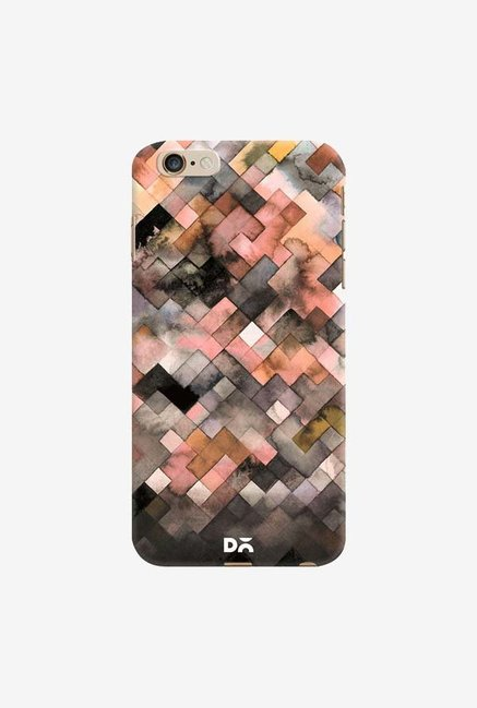 DailyObjects Beige Moody Geometry Case Cover For iPhone 6 Plus