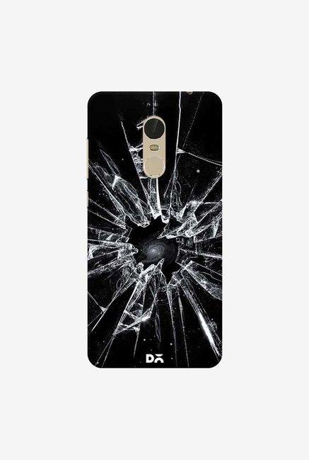 DailyObjects Broken Glass Case Cover For Xiaomi Redmi Note 5