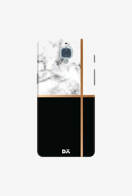 DailyObjects Marble III 63 Case Cover For OnePlus 3T