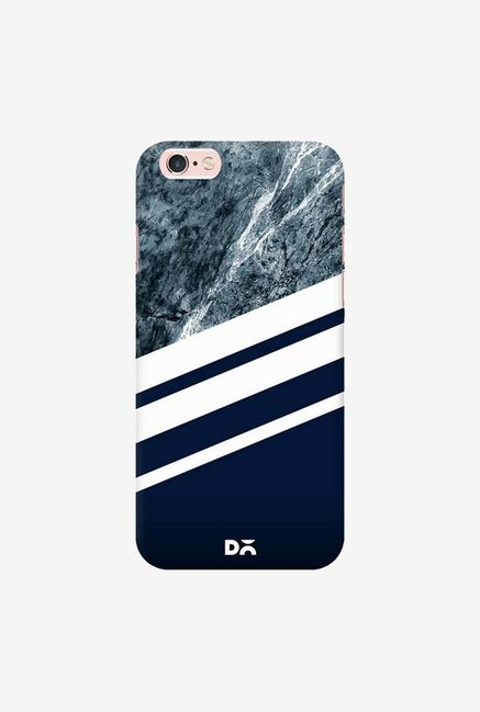 DailyObjects Marble Navy Case For iPhone 6S