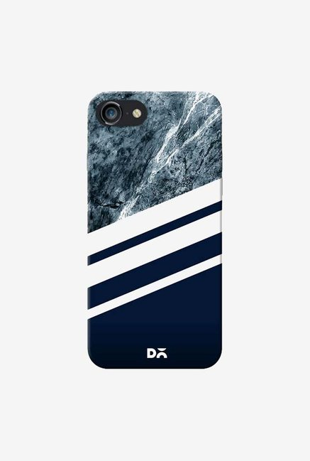 DailyObjects Marble Navy Case For iPhone 7