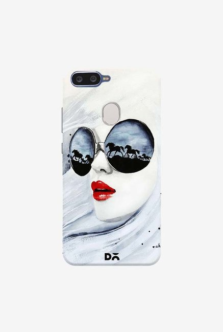 DailyObjects Wild Horses Case Cover For Oppo F9