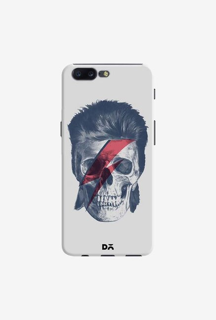 DailyObjects Bowie Large Case Cover For OnePlus 5