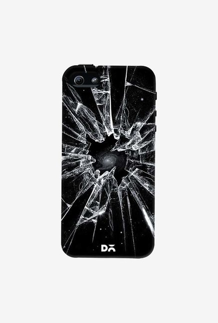 DailyObjects Broken Glass Case Cover For iPhone 5/5S