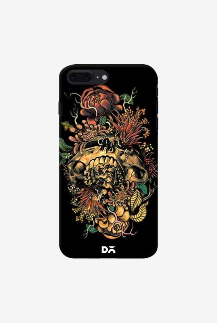 DailyObjects Flora Skull 2 Case Cover For iPhone 7 Plus