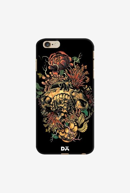 DailyObjects Flora Skull 2 Case Cover For iPhone 6 Plus