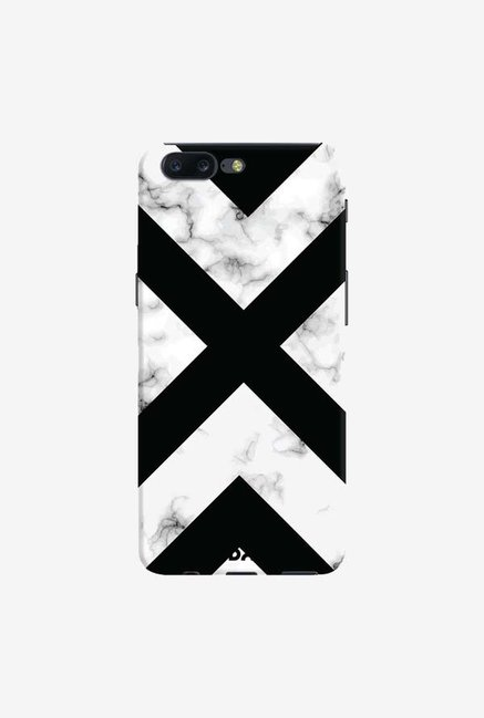 DailyObjects Marble III 66 Case Cover For OnePlus 5