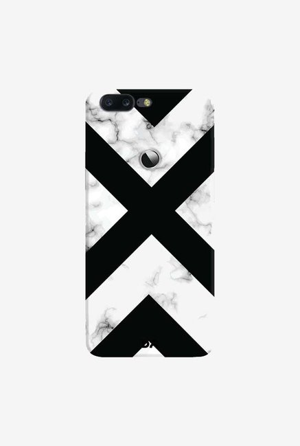 DailyObjects Marble III 66 Case Cover For OnePlus 5T